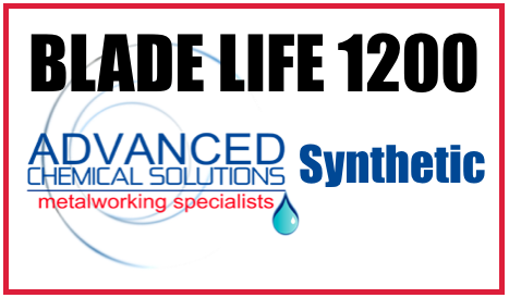 Blade Life 1200 Synthetic Coolant