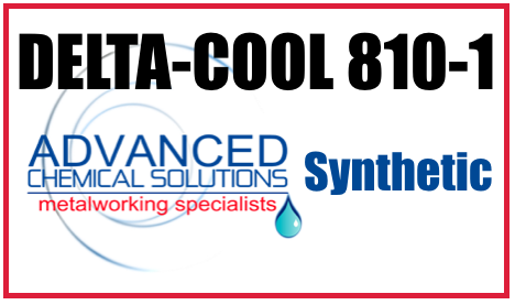 Delta Cool 810-1 Synthetic Coolant