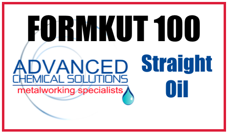 Formkut 100 Straight Cutting Oil