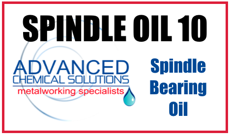 Spindle Oil 10 CNC High Speed Bearing Oil